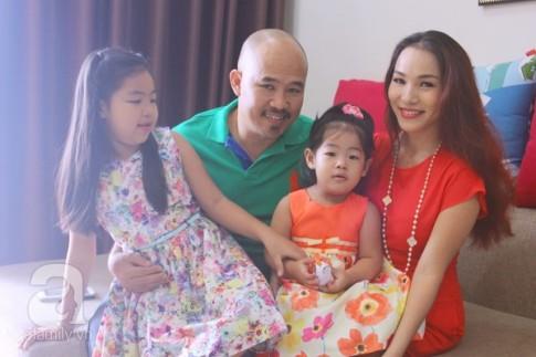 Nữ ca sỹ xinh đẹp kể chuyện vợ chồng hạnh phúc khiến nhiều người phát ghen