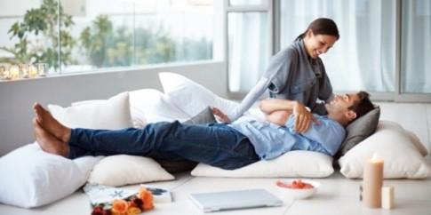 Phong thủy phòng ngủ thế nào tốt cho sức khỏe và chuyện 'vợ chồng'