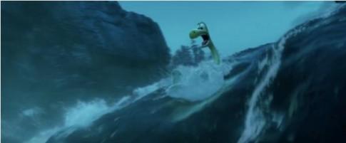 """Pixar hé lộ nhiều chi tiết xúc động mới trong trailer của """"The Good Dinosaur"""""""