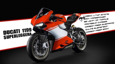 Siêu mô tô Ducati 1199 Panigale dính lỗi giảm xóc sau nghiêm trọng