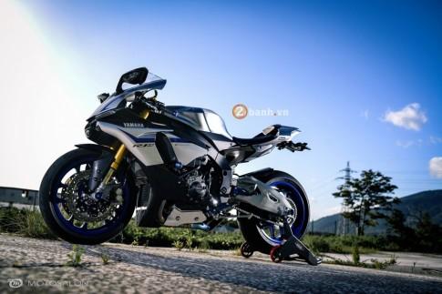 Siêu phẩm Yamaha R1M độ với bộ ảnh tuyệt đẹp