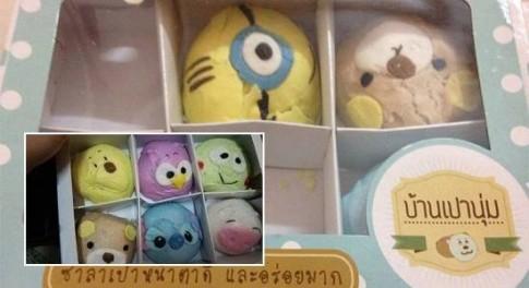 Sự thật sau những chiếc bánh bao thú cưng Thái Lan