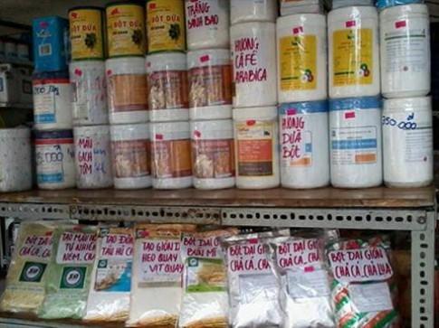 Tăng cường kiểm soát phụ gia sản xuất bánh trung thu
