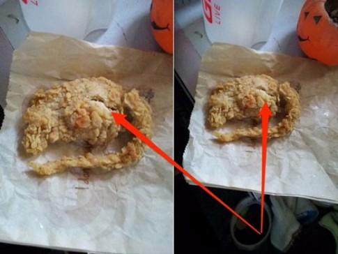 Thông tin gà rán 'KFC thịt chuột' gây xôn xao cộng đồng mạng