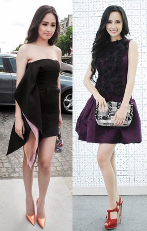 Thương hiệu thời trang 'ruột' của các mỹ nhân Việt (2)