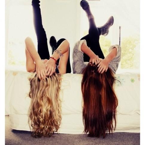 Tình bạn là điều tuyệt vời nhất!