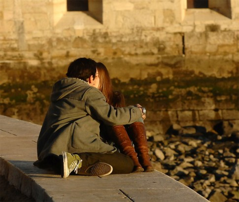 Tình yêu cũng chỉ là một phần của cuộc sống mà thôi...