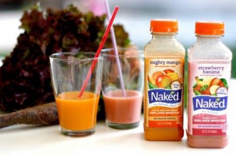 Trẻ uống nước trái cây đóng hộp có thể bị hỏng răng