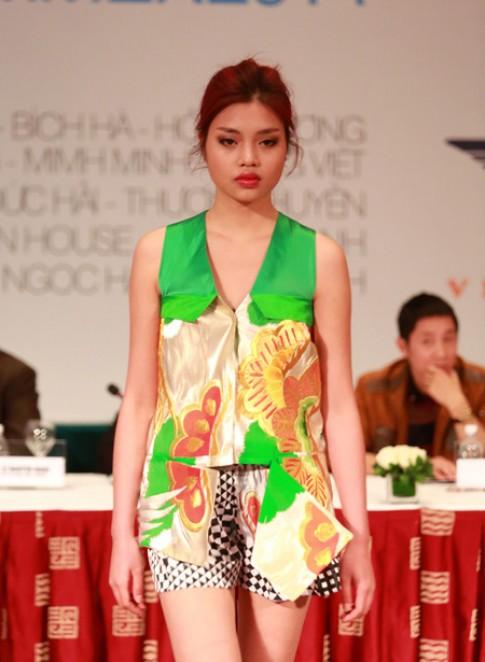 Tuần thời trang VN 2014 lần đầu giới thiệu Haute Couture