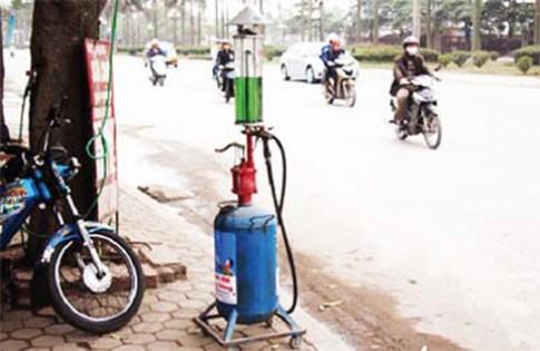 Vì dễ cháy nổ gây chết người nên hiện nay nhiều nước đã cấm pha Methanol vào xăng