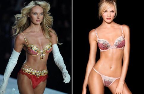 Victoria's Secret sản xuất bản sao áo ngực 10 triệu USD