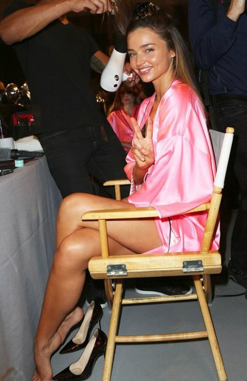 Victoria's Secret sửa soạn cho show lớn nhất năm
