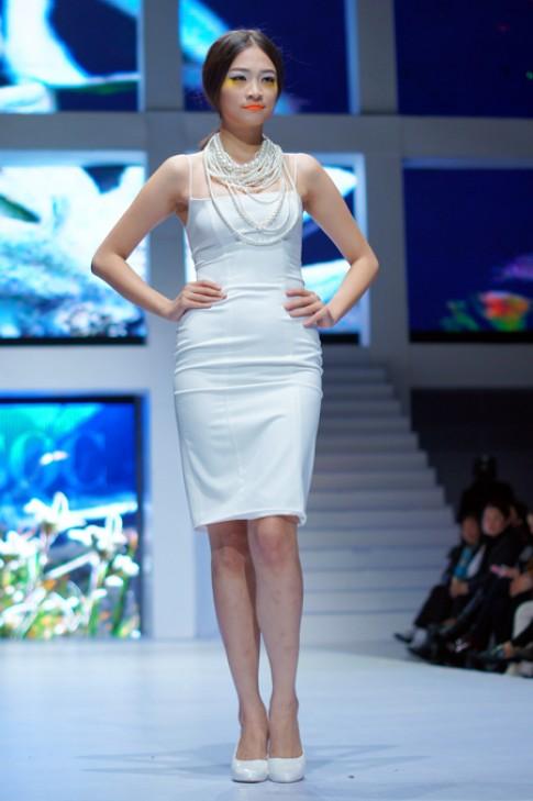 Vietnam Fashion Week sáng tạo nhưng chưa chuyên nghiệp