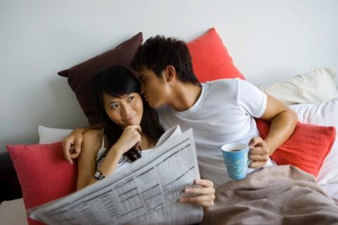 """Vợ chồng và những chiêu """"hạ nhiệt"""" đỉnh cao khi cãi nhau"""