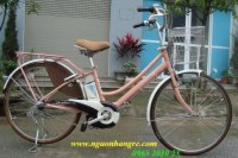 Xe đạp điện Nhật bãi nhập khẩu