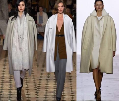 Xu hướng thời trang thu đông 2013