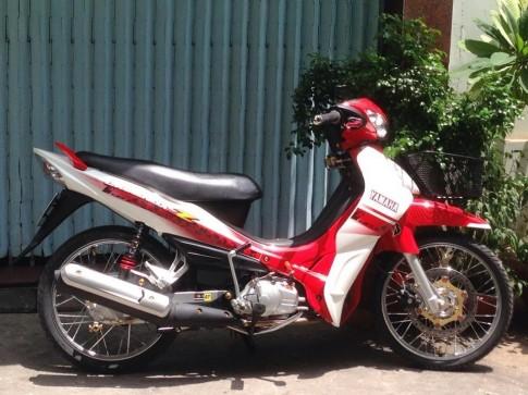 Yamaha jupiter độ phong cách malaysia