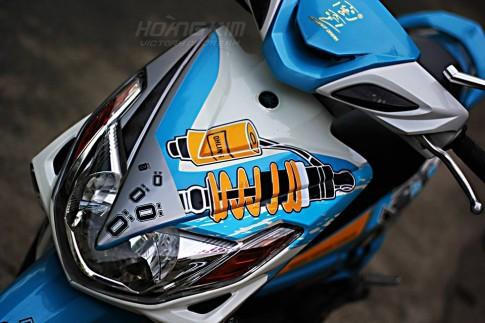 Yamaha Luvias 125 phiên bản Ohlins