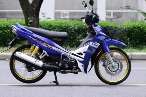 Yamaha Sirius độ nhẹ nhàng và phong cách