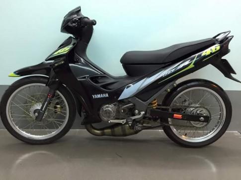 Yamaha Z125 độ phong cách của dân chơi Việt