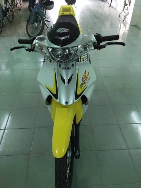 Yamaha Z125 với gói độ hàng hiệu khá khủng