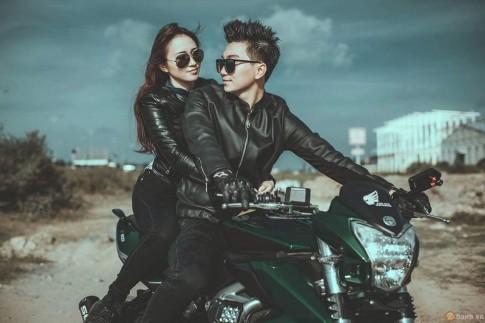 Benelli BN600i trong bộ ảnh tuyệt đẹp cùng cặp đôi Biker Cần Thơ
