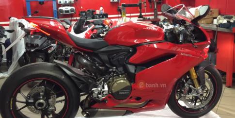 [Clip] Ducati 1299 Panigale test pô Akrapovic full system bao lực