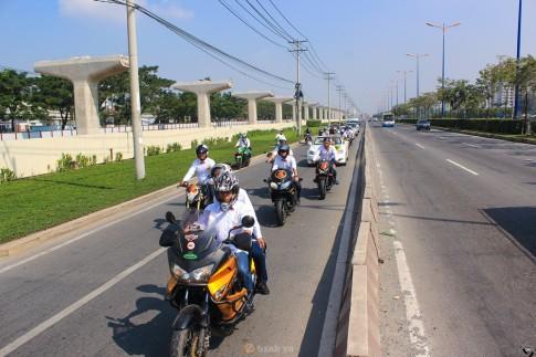 Dàn PKL rước dâu đình đám tại Sài Gòn