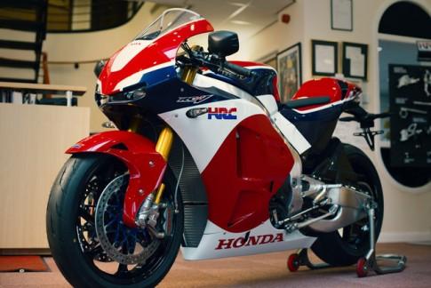 Khám pha Honda RC213V-S siêu mô tô trị giá 5 tỷ đồng