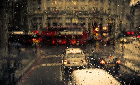 Những ngày mưa là những ngày yên bình...