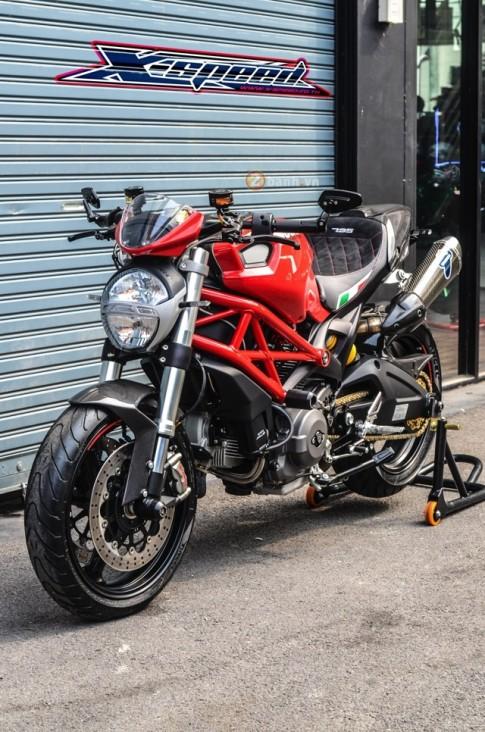 [PKL] Ducati Monster 795 đầy chất lừ của người Thái