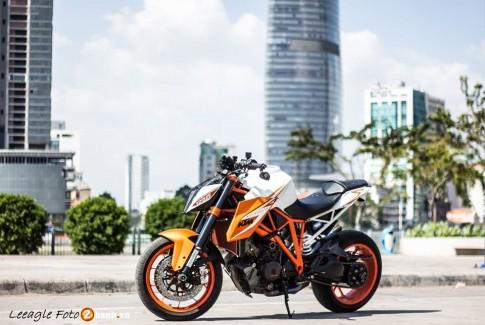 [PKL] KTM Super Duke 1290 độ cực chất tại Sài Gòn