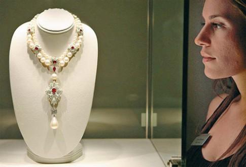 10 bộ trang sức ngọc trai đắt nhất thế giới