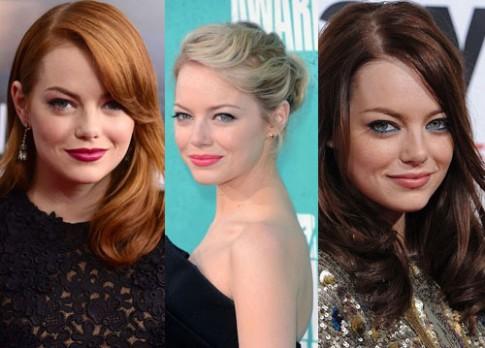 10 mỹ nhân tỏa sáng với màu tóc nhuộm
