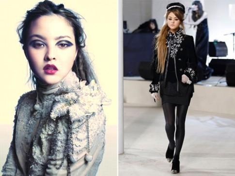 10 người mẫu không đạt chuẩn chiều cao vẫn đắt giá