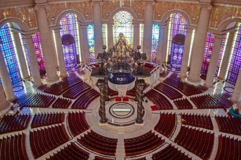 10 nhà thờ lớn nhất thế giới