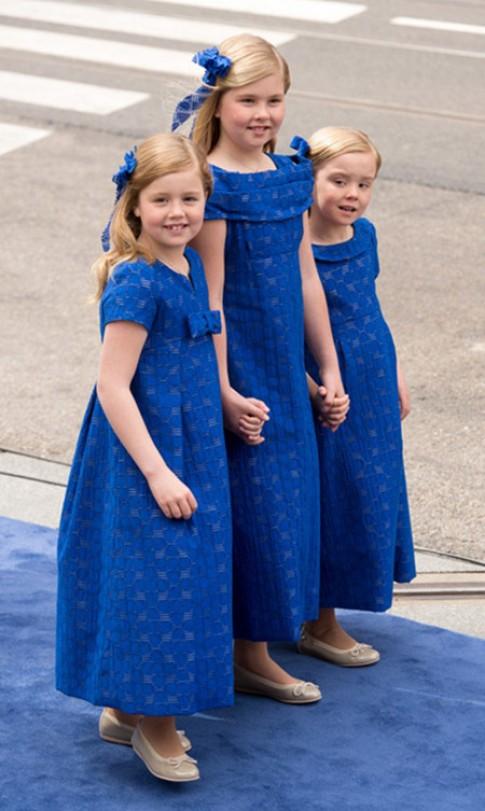 10 nhóc tì mặc đẹp nhất giới hoàng gia