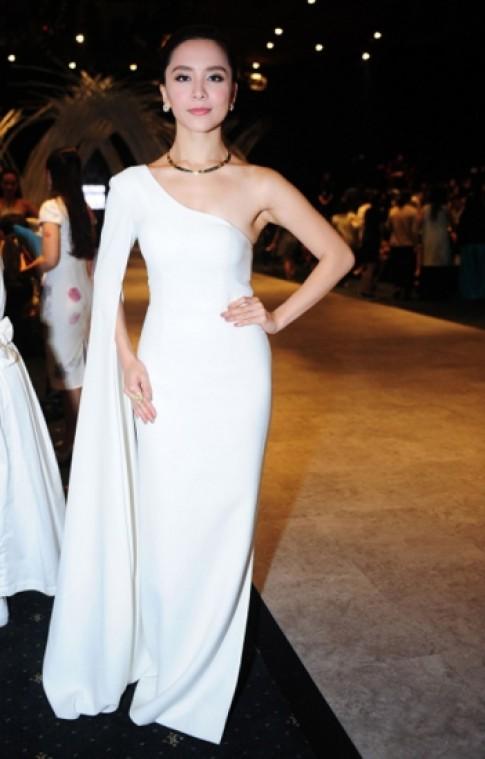 12 mỹ nhân Việt mặc đẹp nhất Tuần thời trang Quốc tế