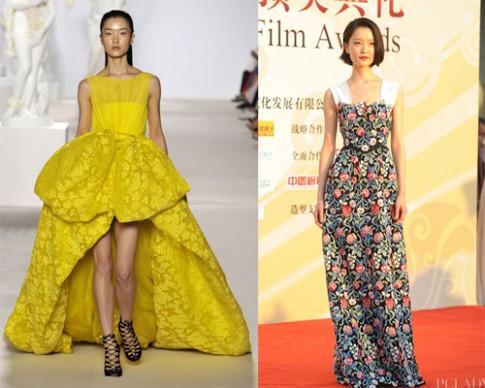 12 người mẫu châu Á sải bước ra thế giới