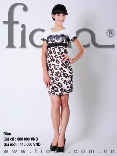 15 ngày giảm giá thời trang Fiona