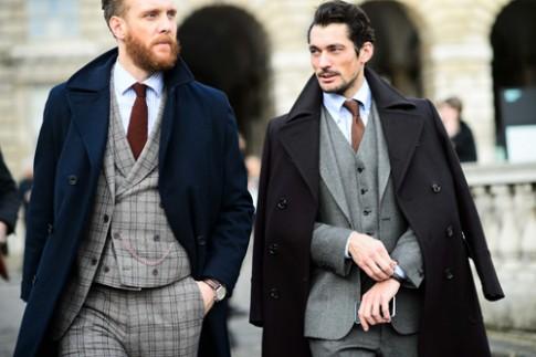 16 mẹo thời trang giúp nam giới trông cao hơn