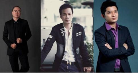 3 nhà thiết kế khoe tài trong đêm hội thời trang