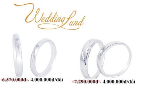 400 đôi nhẫn cưới giá 4 triệu đồng