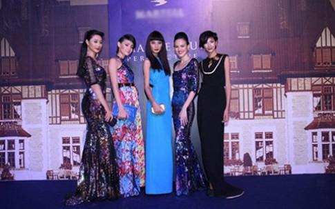 5 cô gái Next Top Model trở lại đấu trường xưa