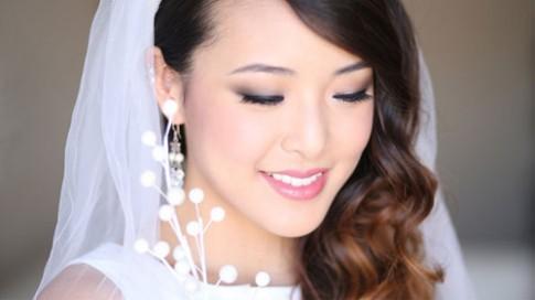 5 lưu ý cho cô dâu khi trang điểm ngày cưới