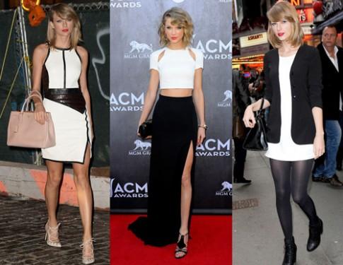 5 lý do khiến sao mê phong cách đơn sắc