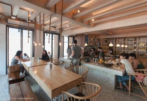 5 quán cà phê ở Bangkok khiến bạn đã đến là không muốn về