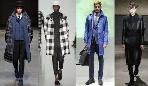 5 xu hướng thu đông ăn khách ở tuần thời trang nam London