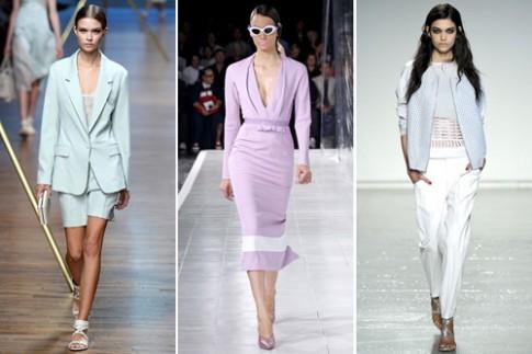 5 xu hướng váy áo xuân hè sành điệu