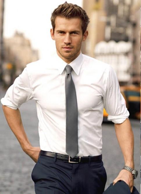 6 cách thắt cà vạt cho quý ông lịch lãm